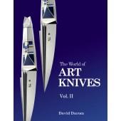 Книга Давид Дарома   «The World of Art Knives II»