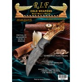 "The 9th edition of the International magazine ""RIF"" (printed)"
